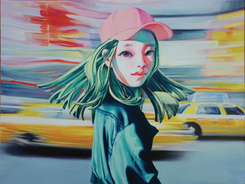 三點零一分的定格 THE MOMENT AT 3:01PM | Xiong Lijun 熊莉鈞